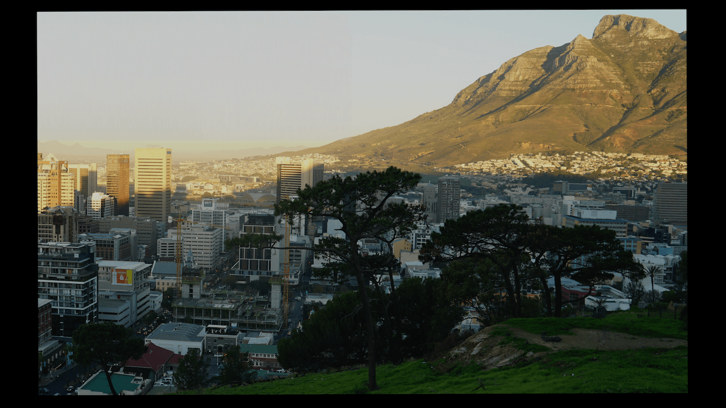 Cape Town Table Mountain Close Up AFTER 2018