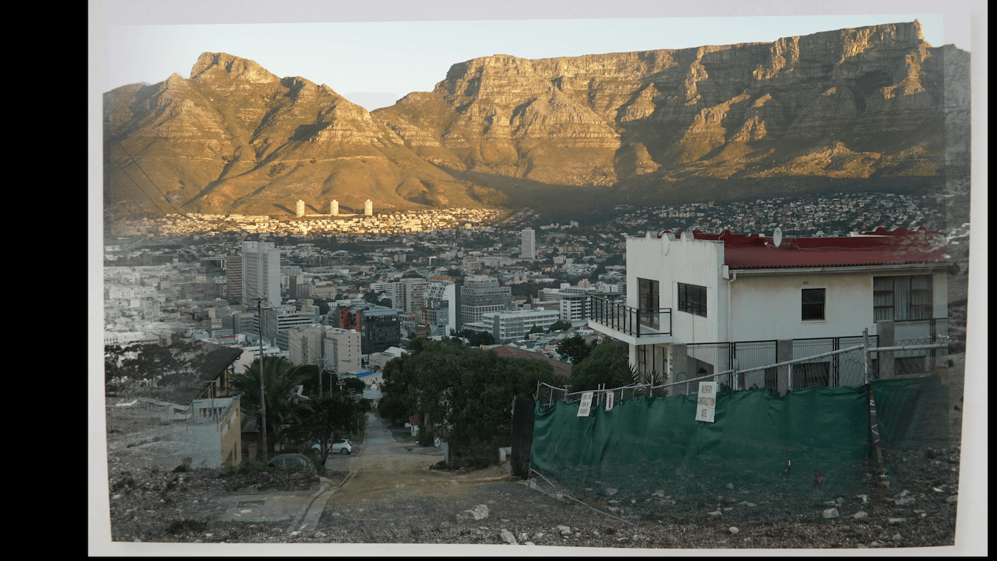 Cape Town Table Mountain wide AFTER 2018