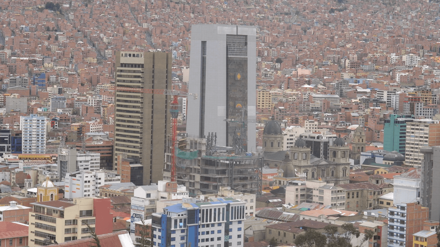 La Paz City Center AFTER 2018