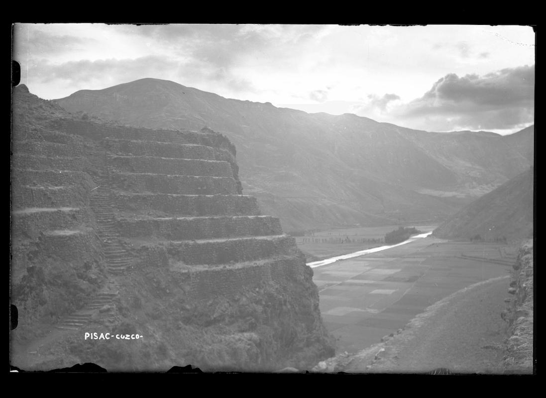 Peru Pisac BEFORE 1920