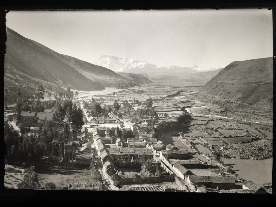 Peru near Cusco BEFORE 1920