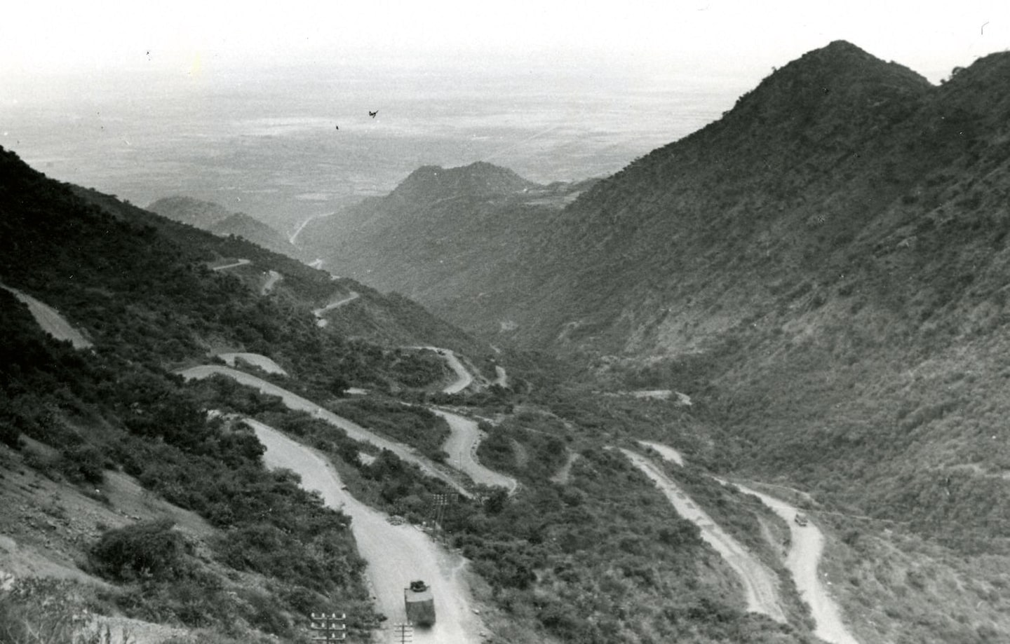 Ethiopia Tigray Road BEFORE 1970